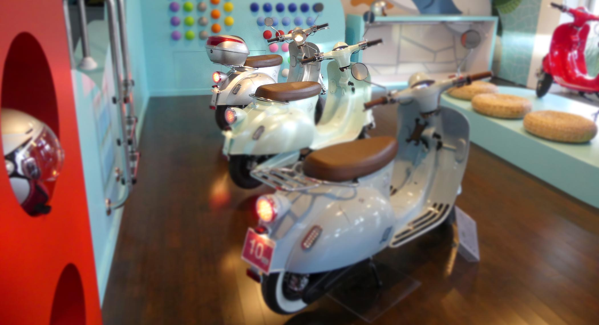 Electric Scooter Showroom Santa Monica